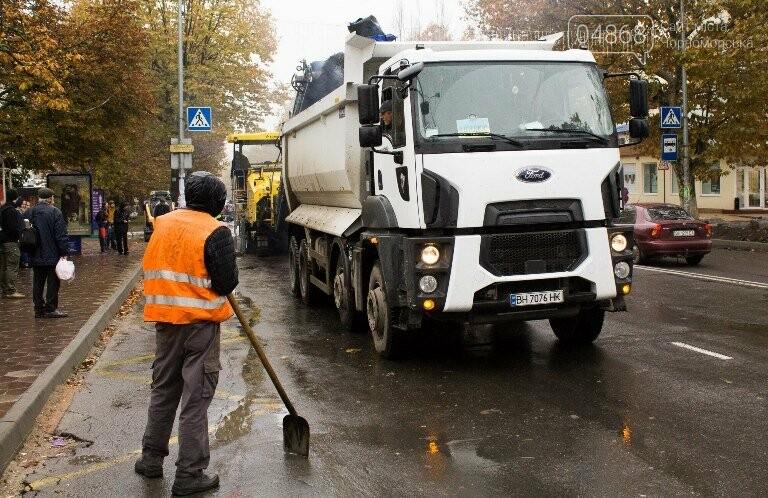 В «Автодоре» рассказали о ремонте дорог Черноморска и ответили на острые вопросы (фото), фото-2
