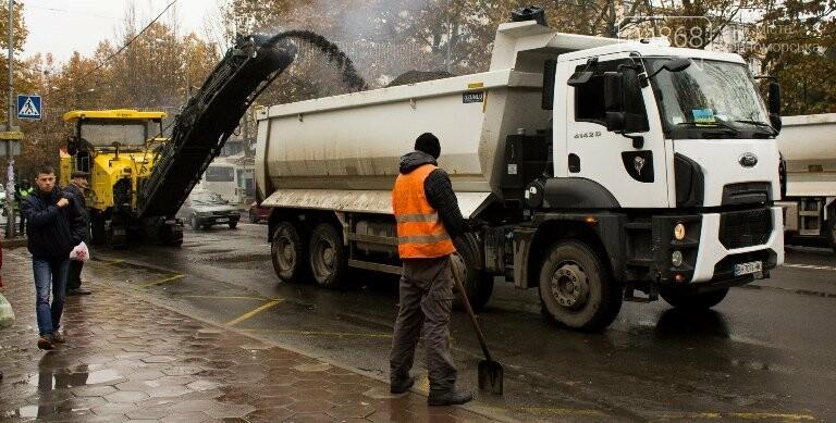 В «Автодоре» рассказали о ремонте дорог Черноморска и ответили на острые вопросы (фото), фото-13