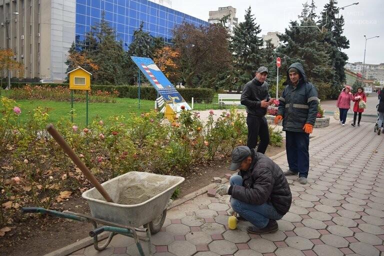 В «Автодоре» рассказали о ремонте дорог Черноморска и ответили на острые вопросы (фото), фото-7