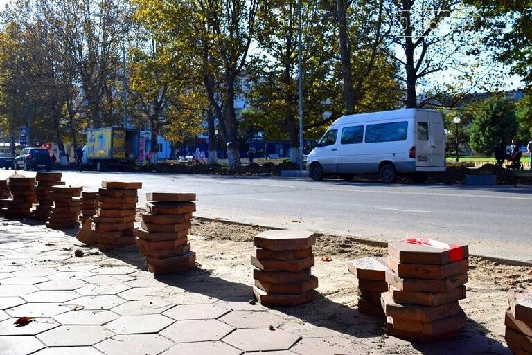 В «Автодоре» рассказали о ремонте дорог Черноморска и ответили на острые вопросы (фото), фото-14