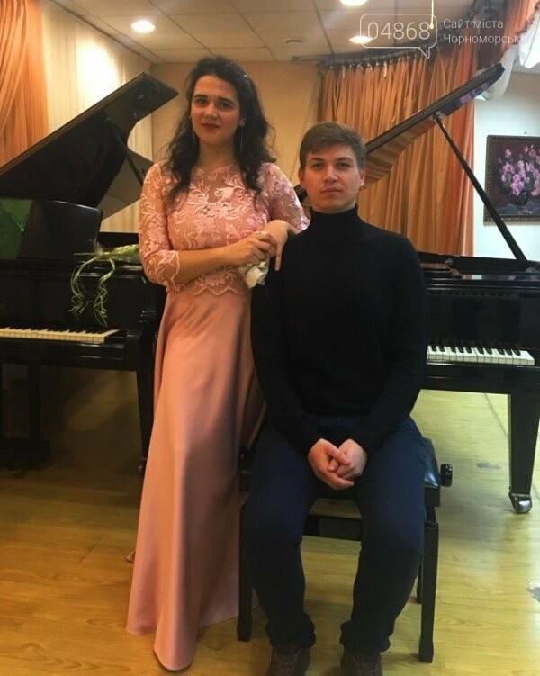Черноморская пианистка Мария Клименко представила концерт безупречно красивой классической музыки, фото-1