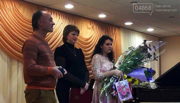 Черноморская пианистка Мария Клименко представила концерт безупречно красивой классической музыки, фото-2