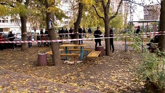 В Одессе действующий сотрудник патрульной полиции выстрелил в голову участковому, фото-6