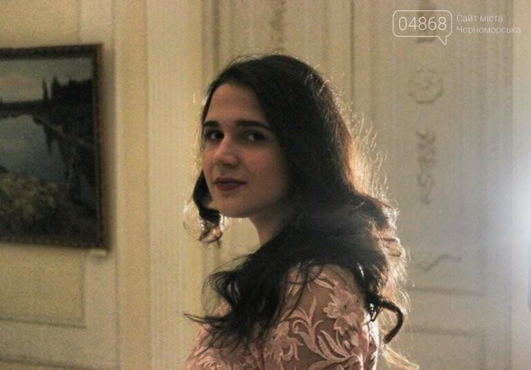 Черноморская пианистка Мария Клименко представила концерт безупречно красивой классической музыки, фото-3