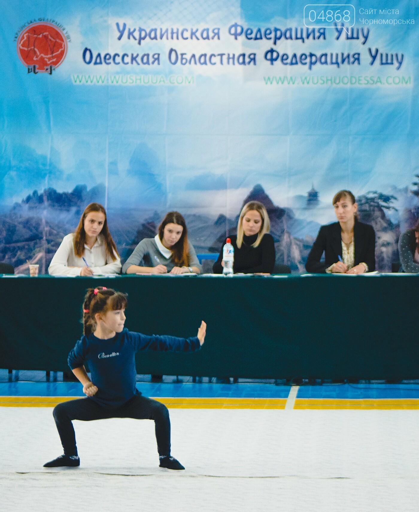 В Черноморске прошли соревнования по ушу, фото-9
