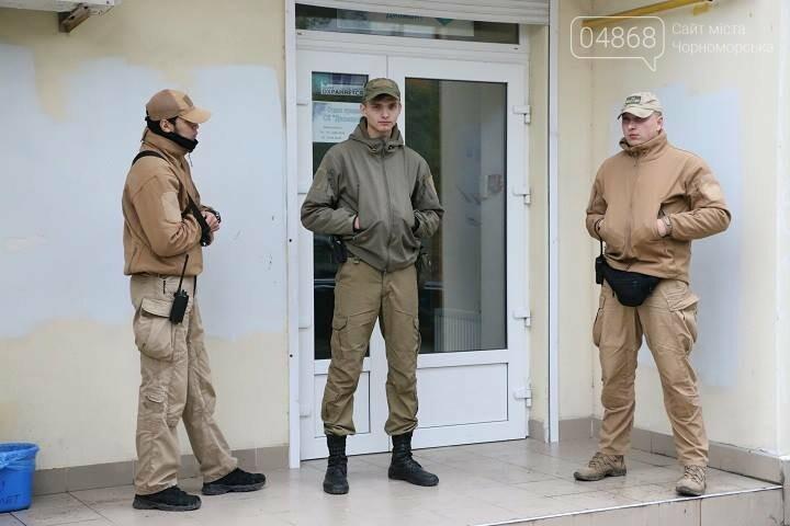 Полиция Черноморска провела обыски в компании «Диамант», фото-1