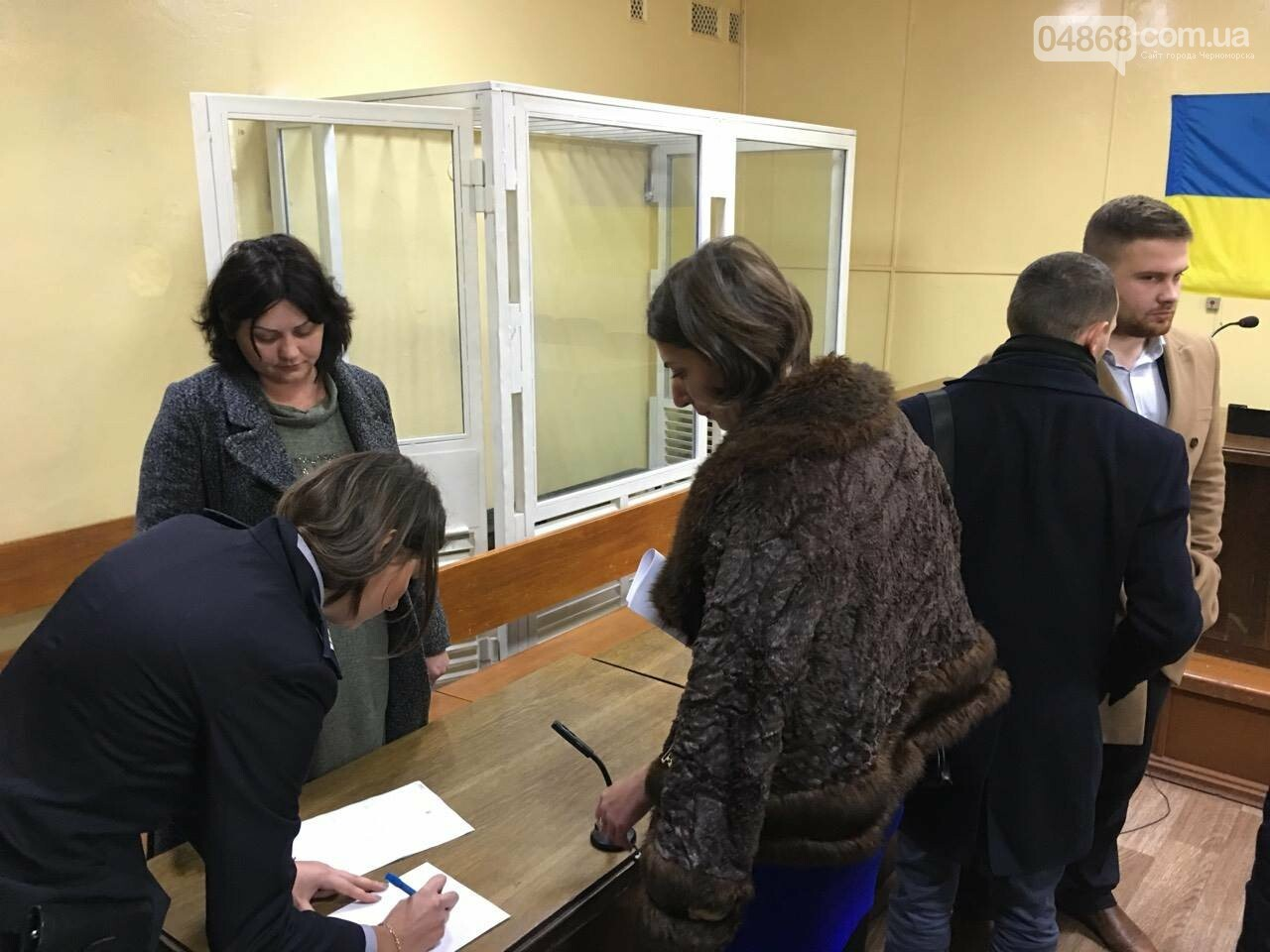 Суд вынес решение об аресте директора СК «ДИАМАНТ», фото-1