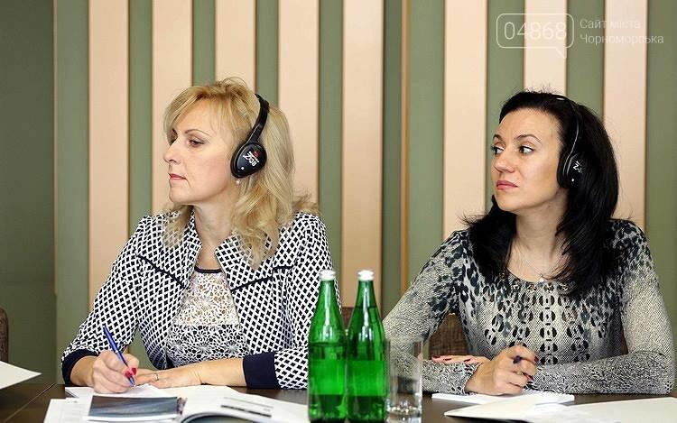 В Киеве начались тренинги «Интеграция гендерных аспектов в работу МВД Украины», фото-4