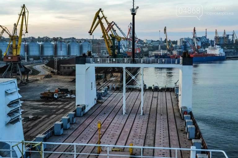 МТП «Черноморск»: итоги работы за 10 месяцев, фото-5