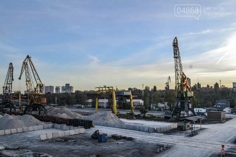 МТП «Черноморск»: итоги работы за 10 месяцев, фото-1