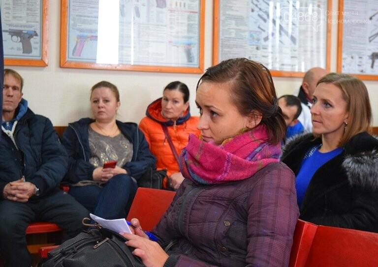 «Безнаказанность приводит к вседозволенности»: в Черноморске прошла пресс-конференция начальника полиции Сергея Ляшенко, фото-5