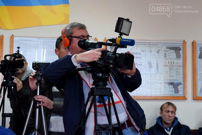 «Безнаказанность приводит к вседозволенности»: в Черноморске прошла пресс-конференция начальника полиции Сергея Ляшенко, фото-3