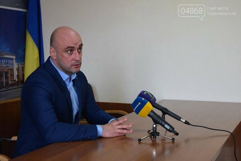 «Безнаказанность приводит к вседозволенности»: в Черноморске прошла пресс-конференция начальника полиции Сергея Ляшенко, фото-1