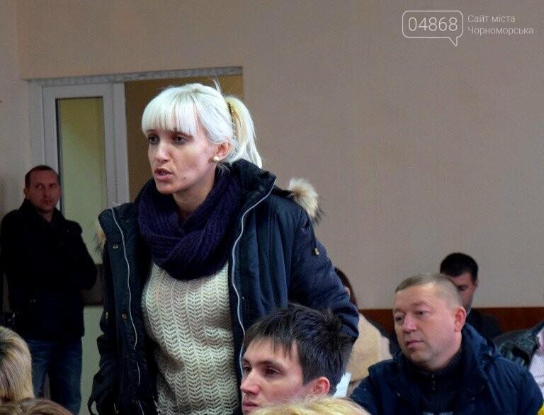 «Безнаказанность приводит к вседозволенности»: в Черноморске прошла пресс-конференция начальника полиции Сергея Ляшенко, фото-10