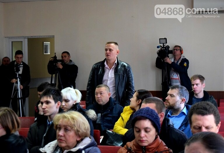 «Безнаказанность приводит к вседозволенности»: в Черноморске прошла пресс-конференция начальника полиции Сергея Ляшенко, фото-6