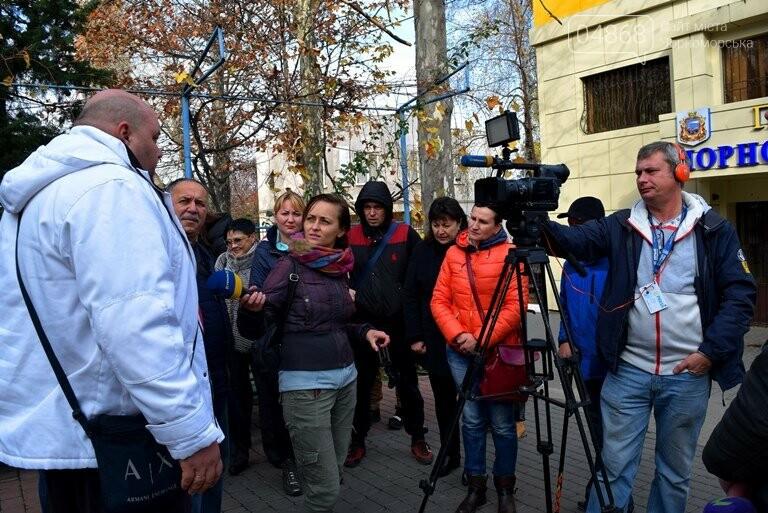 «Безнаказанность приводит к вседозволенности»: в Черноморске прошла пресс-конференция начальника полиции Сергея Ляшенко, фото-11