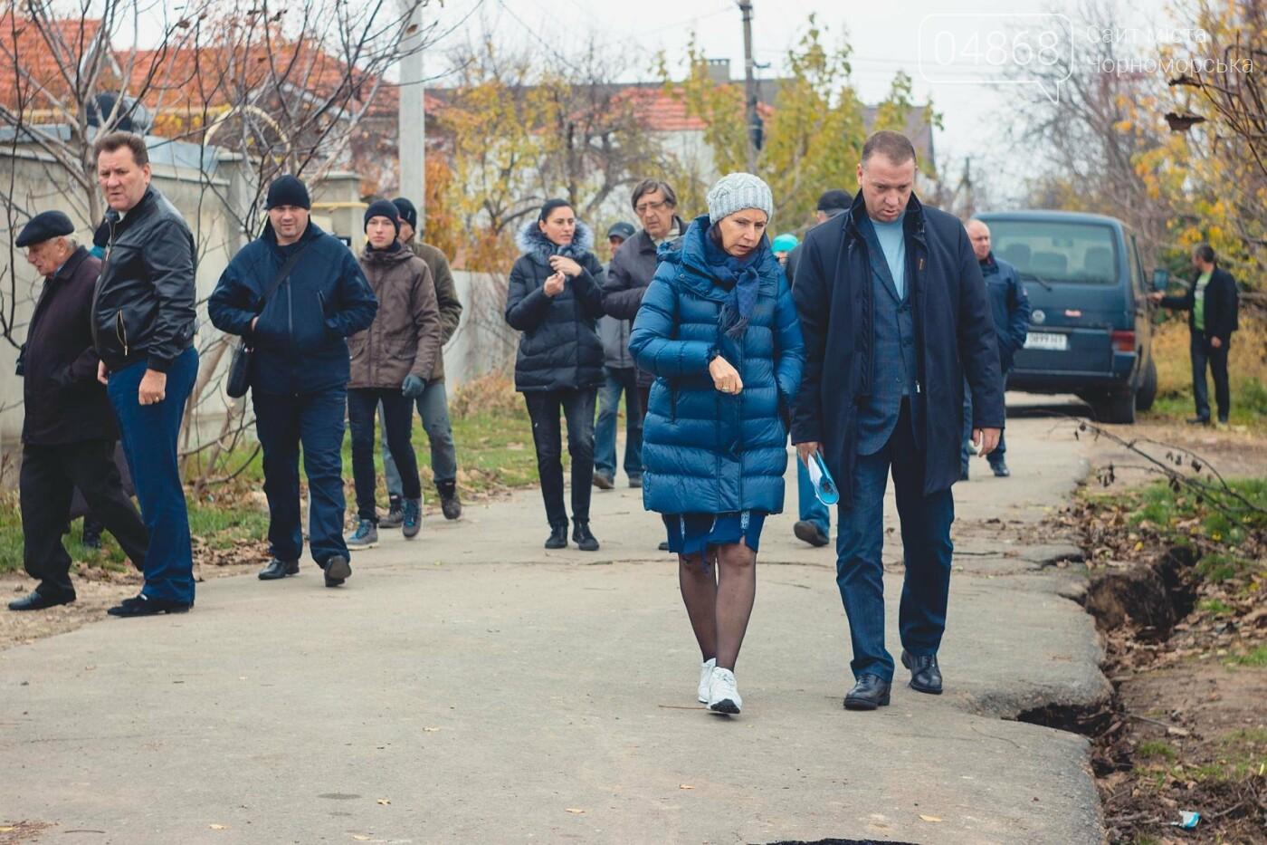Водоснабжение на улице Приморской восстановлено, фото-1