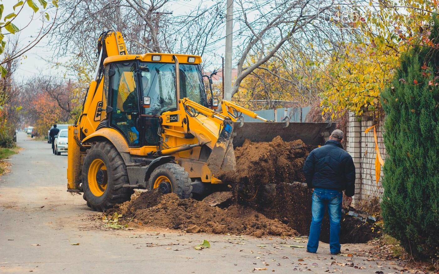 Водоснабжение на улице Приморской восстановлено, фото-12