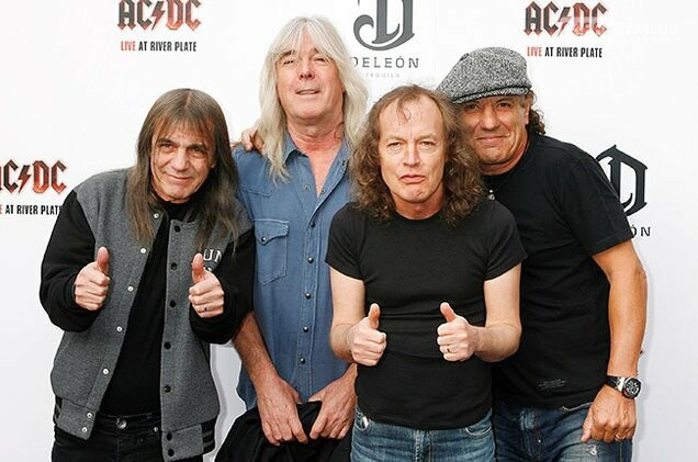 Умер один из основателей группы AC/DC, фото-3