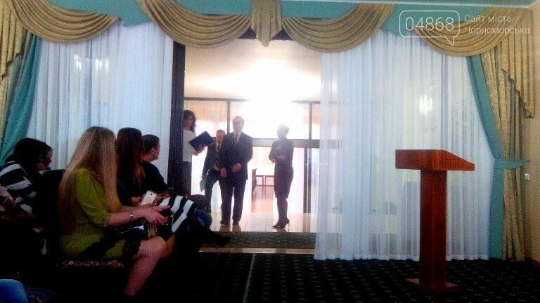 Четырём талантливым черноморцам вручили Премию облсовета (фото), фото-17