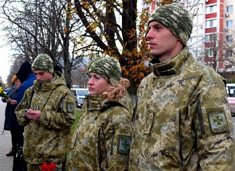 В Черноморске почтили память героев «Небесной сотни» , фото-2