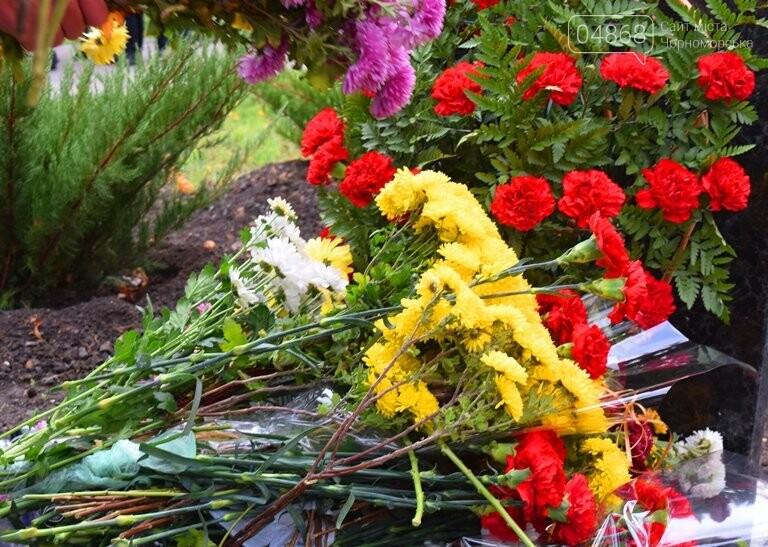В Черноморске почтили память героев «Небесной сотни» , фото-12