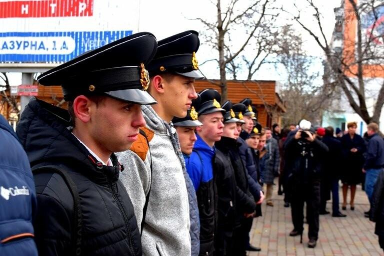 В Черноморске почтили память героев «Небесной сотни» , фото-5