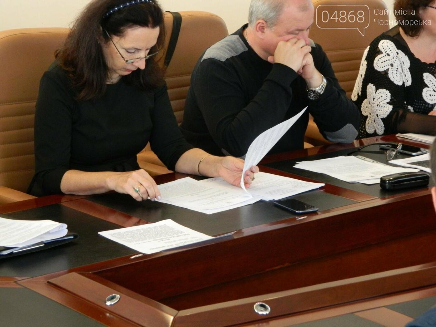 Руководители профильных служб Черноморска получили указания по экстренному решению проблем Приморской улицы, фото-4