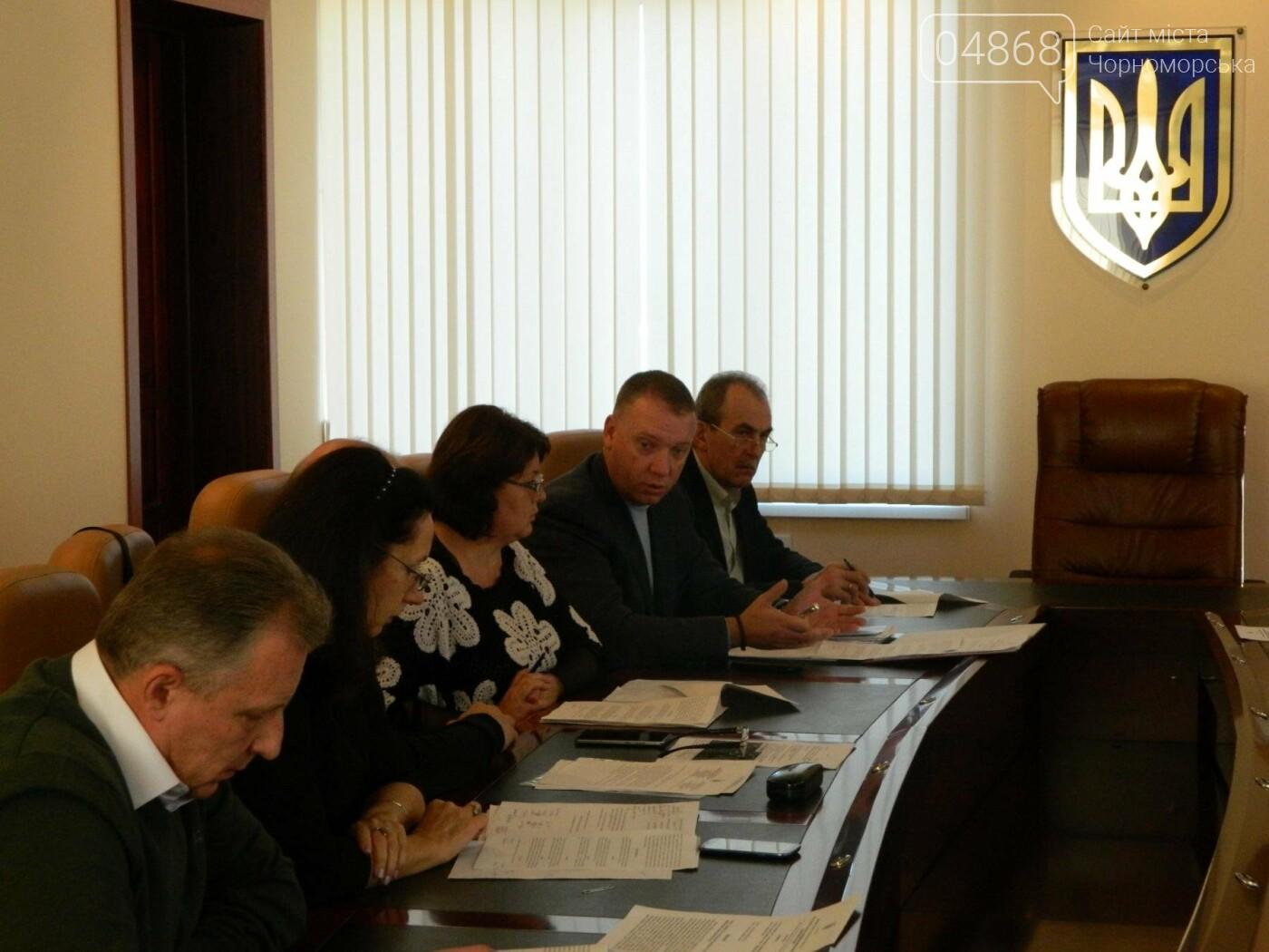 Руководители профильных служб Черноморска получили указания по экстренному решению проблем Приморской улицы, фото-3