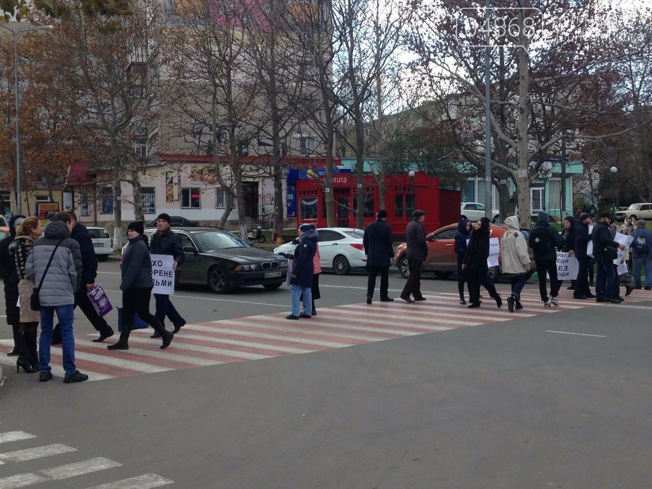 Руководители профильных служб Черноморска получили указания по экстренному решению проблем Приморской улицы, фото-7