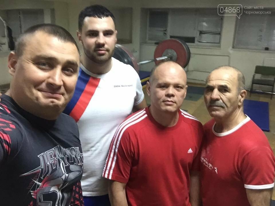 Очередная победа спортсмена-ветерана из Черноморска, фото-2