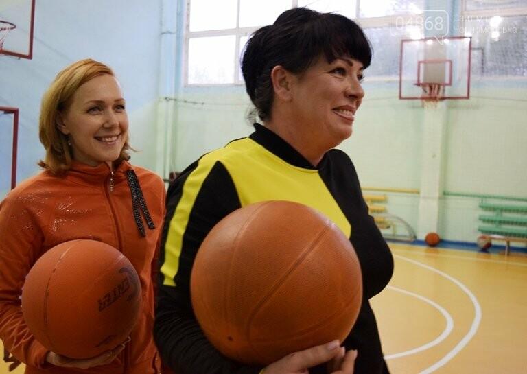 В Черноморске выбирают лучшего учителя физкультуры, фото-10