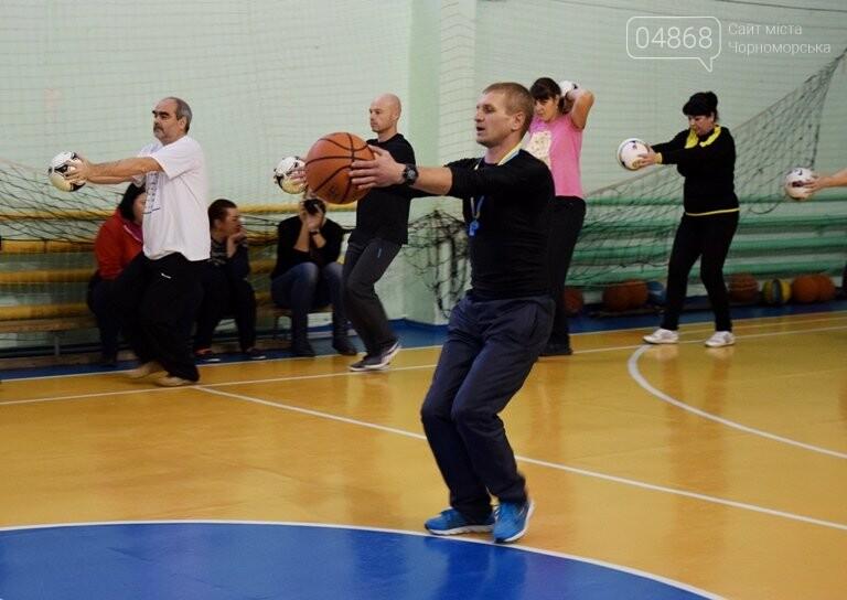 В Черноморске выбирают лучшего учителя физкультуры, фото-13