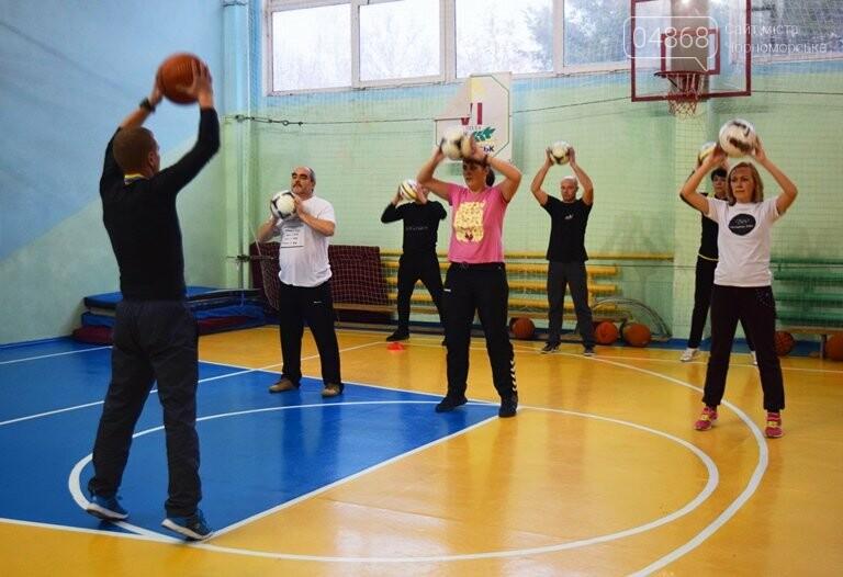 В Черноморске выбирают лучшего учителя физкультуры, фото-5