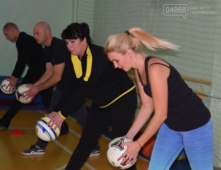 В Черноморске выбирают лучшего учителя физкультуры, фото-6