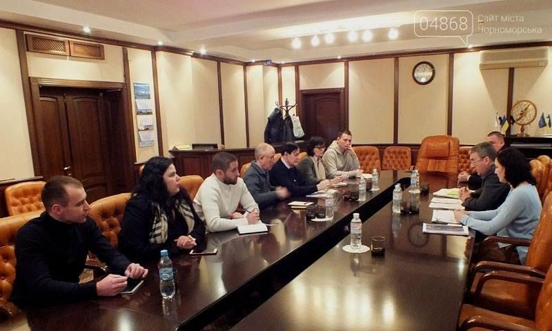Морской порт Черноморск посетили представители  группы «Egis International», фото-3