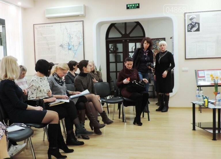 «Быть добру»: в Черноморске прошла встреча волонтёров, фото-7
