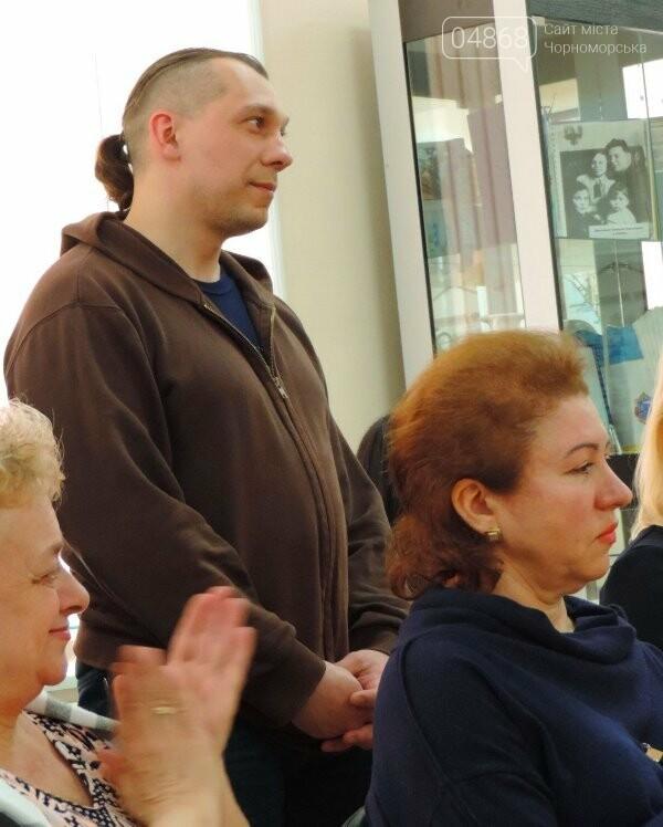 «Быть добру»: в Черноморске прошла встреча волонтёров, фото-8