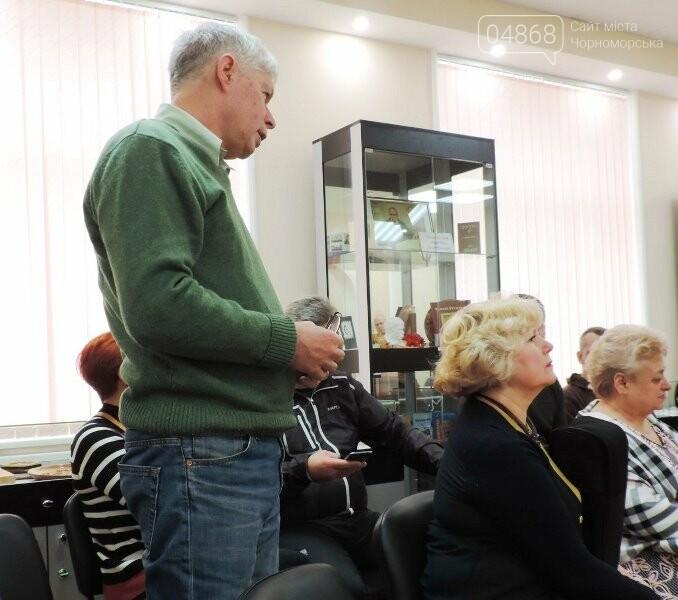 «Быть добру»: в Черноморске прошла встреча волонтёров, фото-10