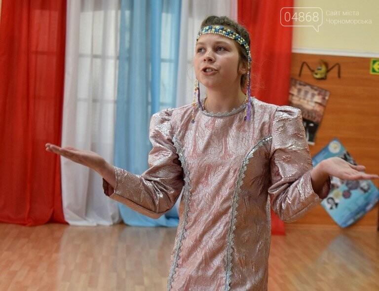 «Все музы в гости были к нам»: в гимназии отметили День театра, фото-12