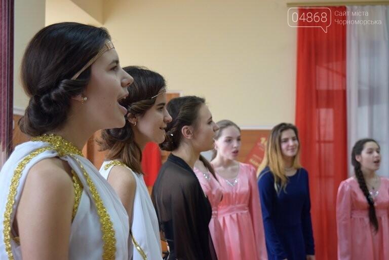 «Все музы в гости были к нам»: в гимназии отметили День театра, фото-16