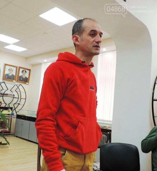 «Быть добру»: в Черноморске прошла встреча волонтёров, фото-5