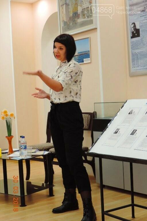 «Быть добру»: в Черноморске прошла встреча волонтёров, фото-13