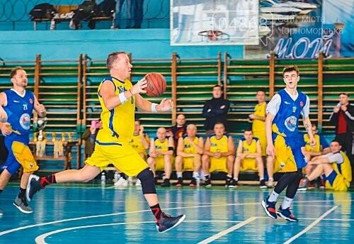 Чемпионат по баскетболу завершился победой команды Черноморска, фото-1