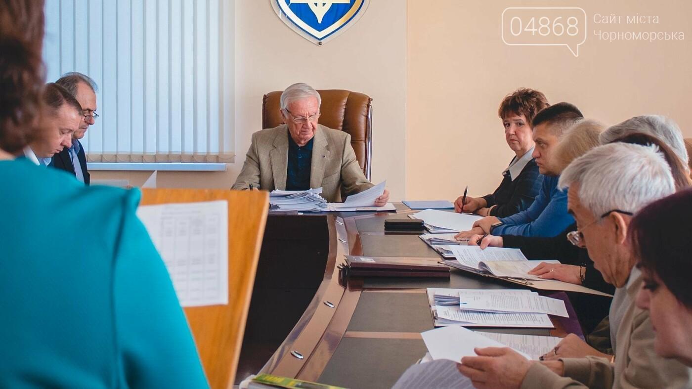 План благоустройства и мероприятий ко Дню рождения Черноморска принят на заседании исполкома, фото-9