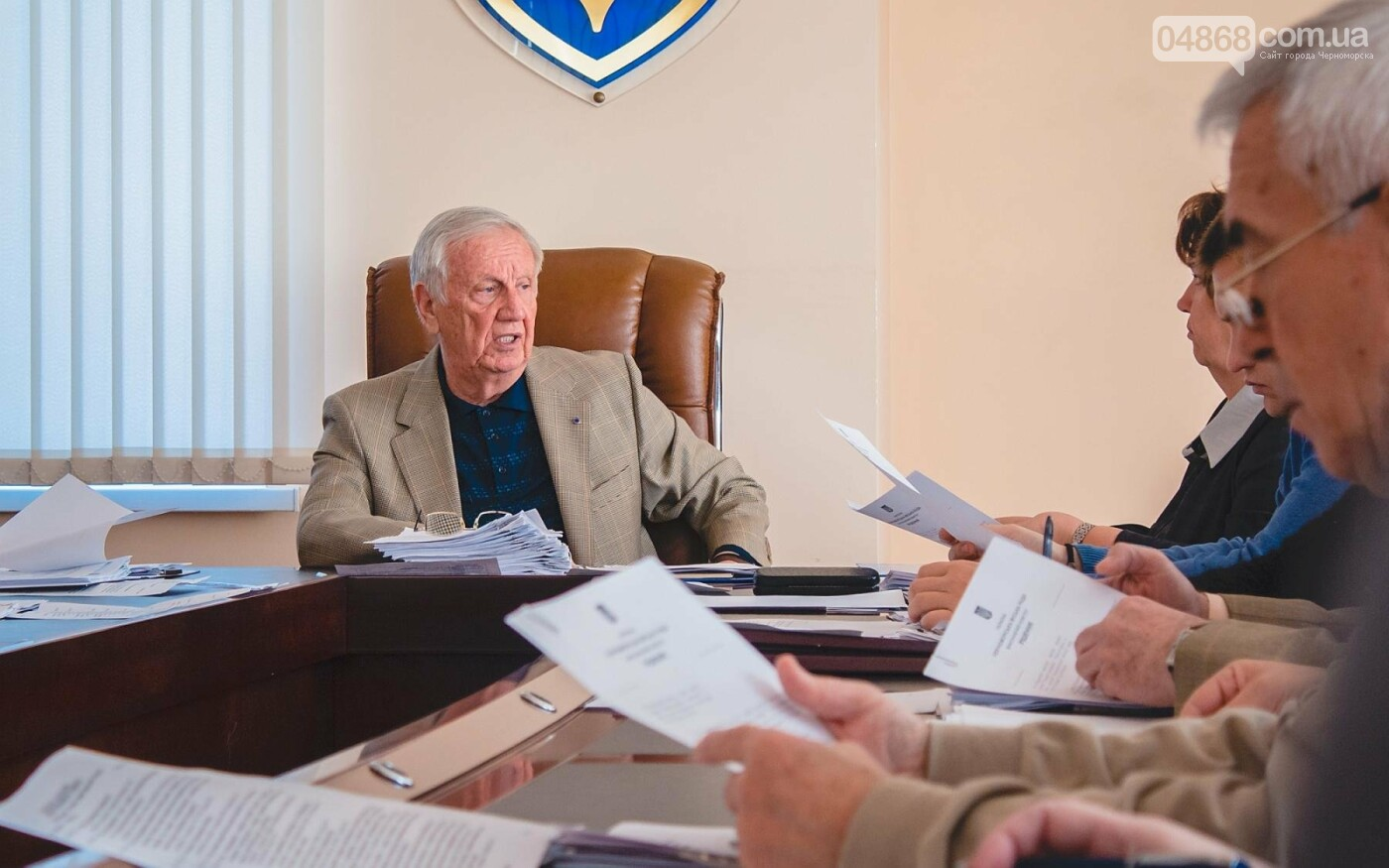 План благоустройства и мероприятий ко Дню рождения Черноморска принят на заседании исполкома, фото-12
