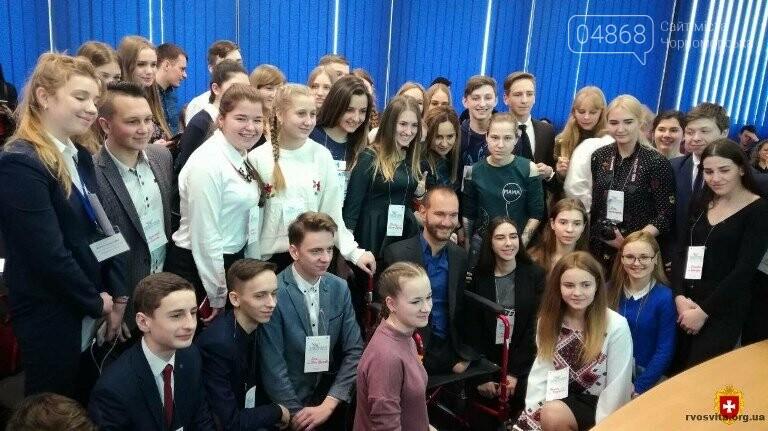 В «Национальный детский совет Украины» вошла юная жительница Черноморска Екатерина Солтык, фото-2