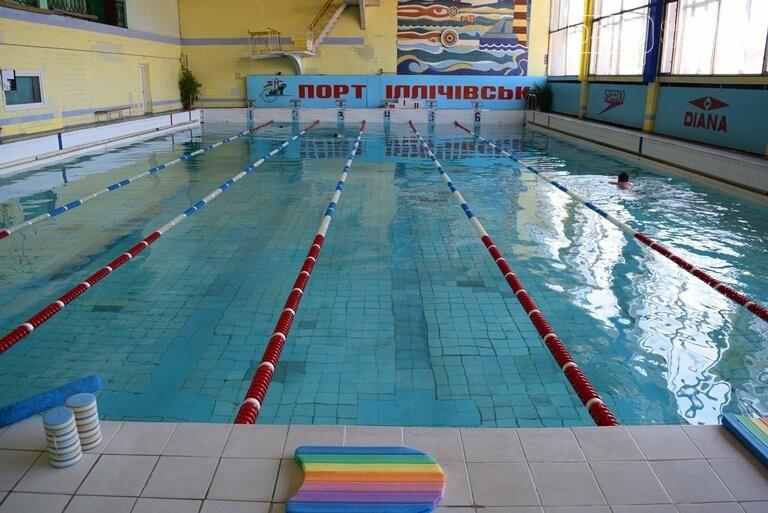 Бассейны «Юности» продолжат свою работу в плановом режиме, а мэрия Черноморска предоставит детям бесплатные абонементы для их посещения, фото-1