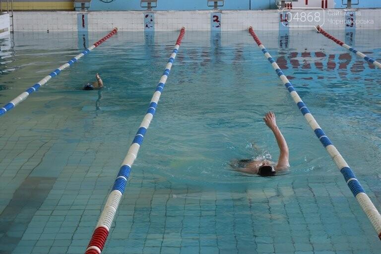 Бассейны «Юности» продолжат свою работу в плановом режиме, а мэрия Черноморска предоставит детям бесплатные абонементы для их посещения, фото-6