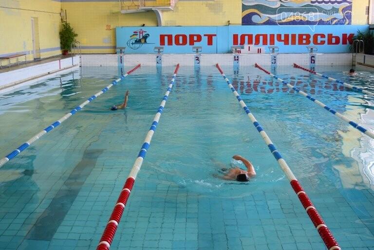 Бассейны «Юности» продолжат свою работу в плановом режиме, а мэрия Черноморска предоставит детям бесплатные абонементы для их посещения, фото-4